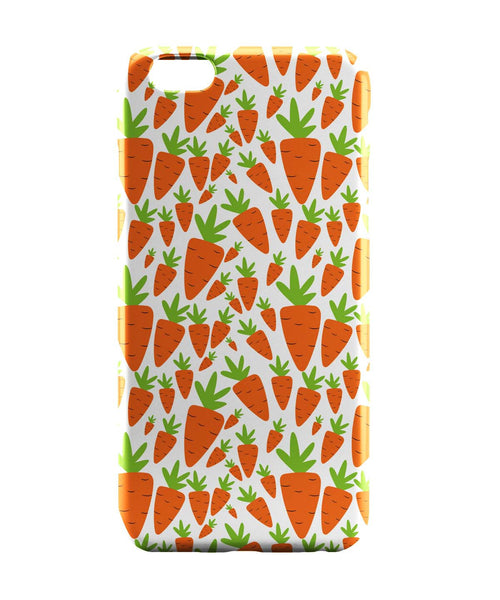 iPhone 6 Case & iPhone 6S Case | Carrots Pattern iPhone 6 | iPhone 6S Case Online India | PosterGuy