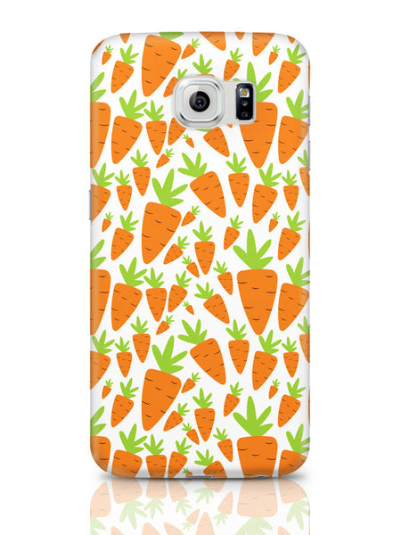 Samsung Galaxy S6 Covers & Cases | Carrots Pattern Samsung Galaxy S6 Covers & Cases Online India