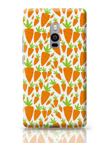 OnePlus Two Covers | Carrots Pattern OnePlus Two Cover Online India