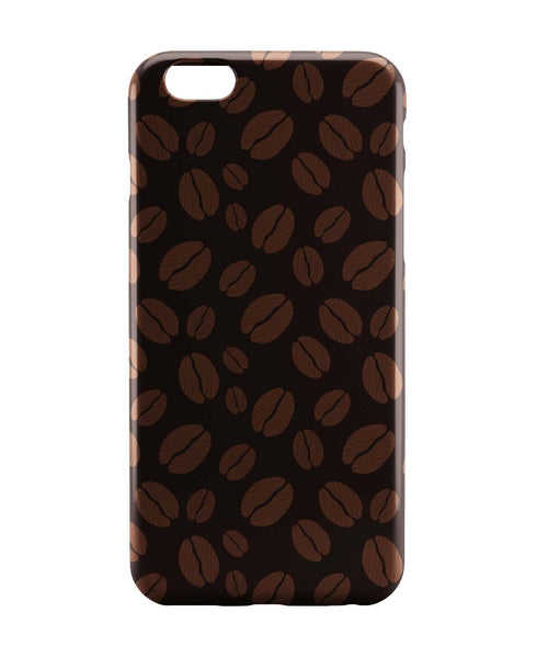 iPhone 6 Case & iPhone 6S Case | Coffee Beans Pattern iPhone 6 | iPhone 6S Case Online India | PosterGuy
