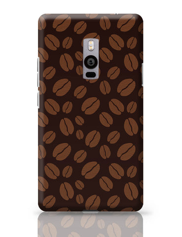 OnePlus Two Covers | Coffee Beans Pattern OnePlus Two Cover Online India
