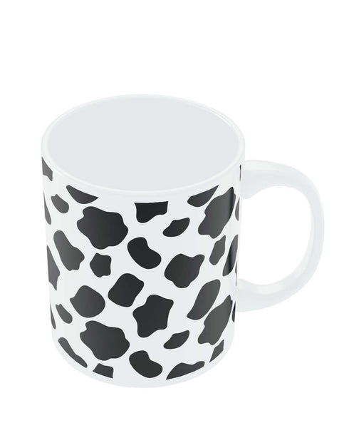 Coffee Mugs Online | Cow Moo Pattern Mug Online India