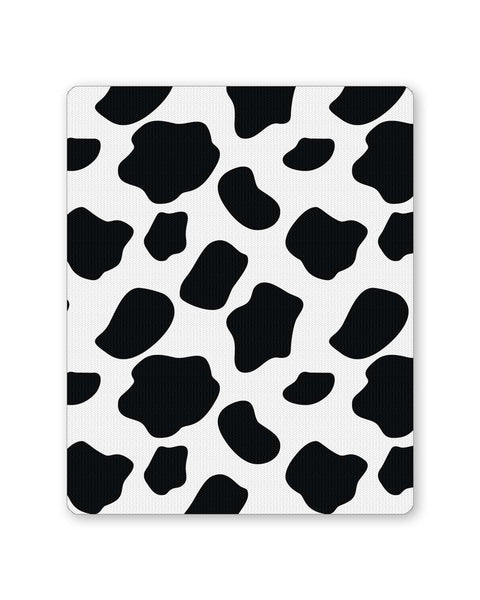 Buy Mousepads Online India | Cow Moo Pattern Mouse Pad Online India