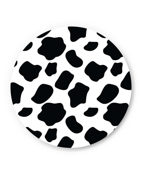 PosterGuy | Cow Moo Pattern Fridge Magnet Online India by Mayank Dhawan