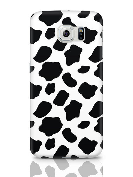 Samsung Galaxy S6 Covers & Cases | Cow Moo Pattern Samsung Galaxy S6 Covers & Cases Online India