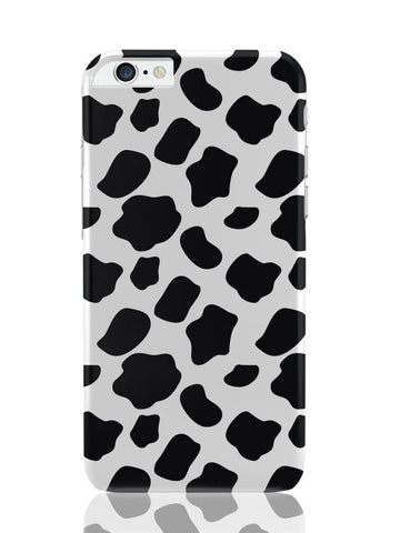 iPhone 6 Plus / 6S Plus Covers & Cases | Cow Moo Pattern iPhone 6 Plus / 6S Plus Covers and Cases Online India