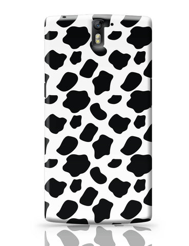 OnePlus One Covers | Cow Moo Pattern OnePlus One Covers Online India