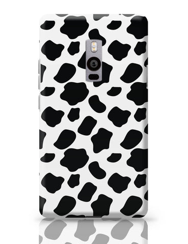 OnePlus Two Covers | Cow Moo Pattern OnePlus Two Cover Online India