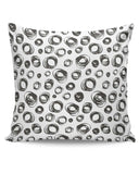 PosterGuy | Doodle Circles Cushion Cover Online India