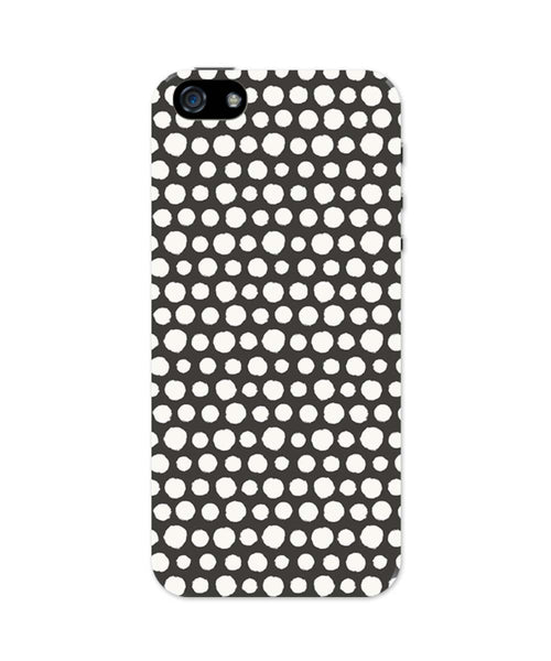 iPhone 5 / 5S Cases & Covers | Doodle Polka iPhone 5 / 5S Case Online India