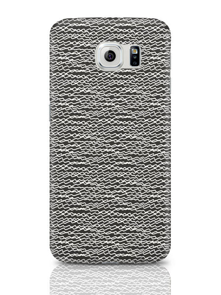 Samsung Galaxy S6 Covers & Cases | Doodle Zig Zag Samsung Galaxy S6 Covers & Cases Online India