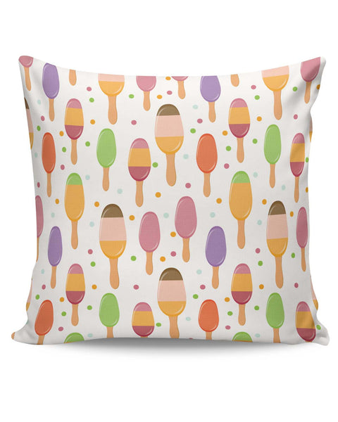 PosterGuy | Ice Cream Pattern Cushion Cover Online India