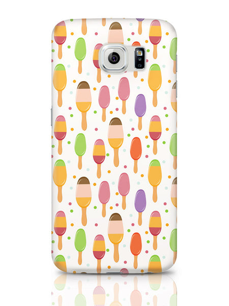 Samsung Galaxy S6 Covers & Cases | Ice Cream Pattern Samsung Galaxy S6 Covers & Cases Online India