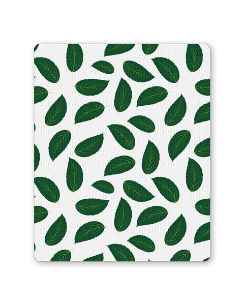 Buy Mousepads Online India | Leaves Pattern Mouse Pad Online India