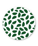 PosterGuy | Leaves Pattern Fridge Magnet Online India by Mayank Dhawan