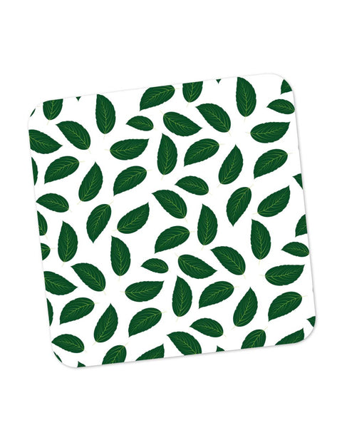 Buy Coasters Online | Leaves Pattern Coaster Online India | PosterGuy.in
