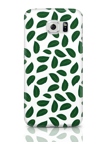 Samsung Galaxy S6 Covers & Cases | Leaves Pattern Samsung Galaxy S6 Covers & Cases Online India
