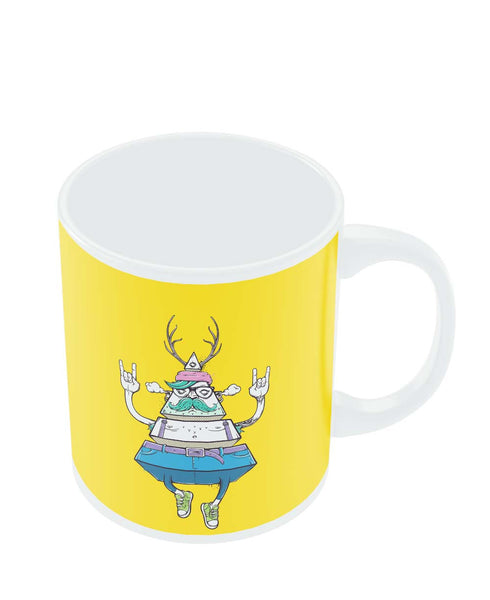 Coffee Mugs Online | Pyramid Theory Mug Online India