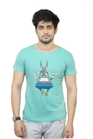 Buy Funny T-Shirts Online India | Pyramid Theory T-Shirt Funky, Cool, T-Shirts | PosterGuy.in