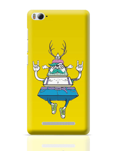 Xiaomi Mi 4i Covers | Pyramid Theory Xiaomi Mi 4i Cover Online India