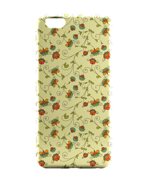 iPhone 6 Case & iPhone 6S Case | Vintage Floral Pattern iPhone 6 | iPhone 6S Case Online India | PosterGuy