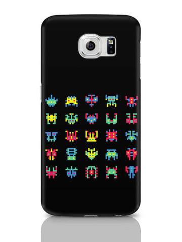 Samsung Galaxy S6 Covers & Cases | 8 Bit Creatures Quirky Samsung Galaxy S6 Covers & Cases Online India