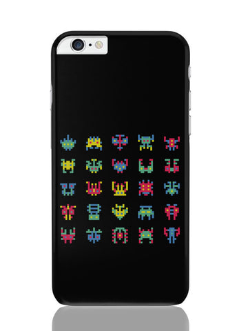 iPhone 6 Plus / 6S Plus Covers & Cases | 8 Bit Creatures Quirky iPhone 6 Plus / 6S Plus Covers and Cases Online India