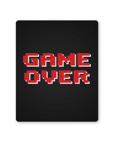 Buy Mousepads Online India | Game Over 8 Bit Pixel Mouse Pad Online India
