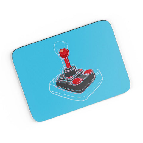Gamer Control Pixel Art A4 Mousepad Online India