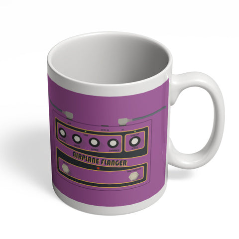 Coffee Mugs Online | Airplane Flanger Guitar Effects Pedal Mug Online India
