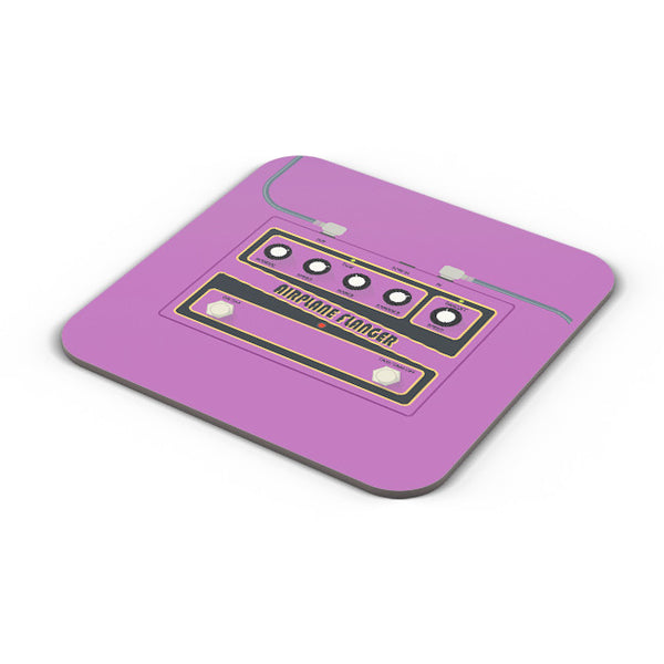 Buy Coasters Online | Airplane Flanger Guitar Effects Pedal Coaster Online India | PosterGuy.in