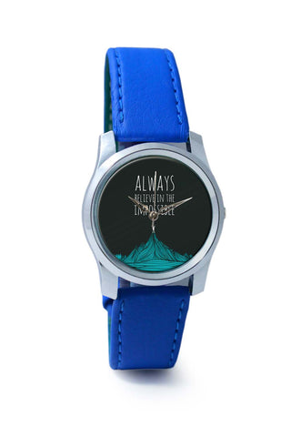 Women Wrist Watch India | Always Believe In The Impossible | Wrist Watch Online India