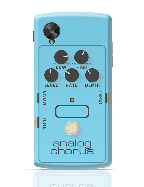 Google Nexus 5 Covers | Analog Chorus Guitar Effects Pedal Google Nexus 5 Cover Online India