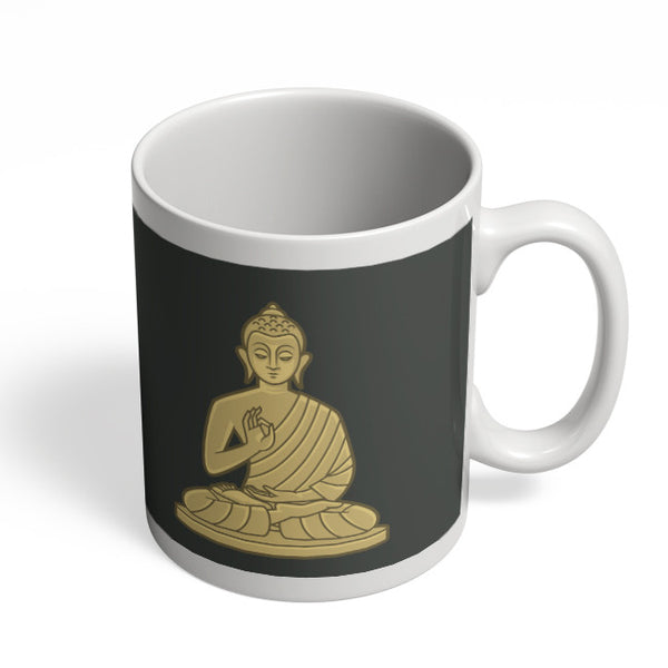 Coffee Mugs Online | Lord Buddha Meditating Mug Online India