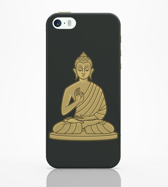 iPhone 5 / 5S Cases & Covers | Lord Buddha Meditating iPhone 5 / 5S Case Online India