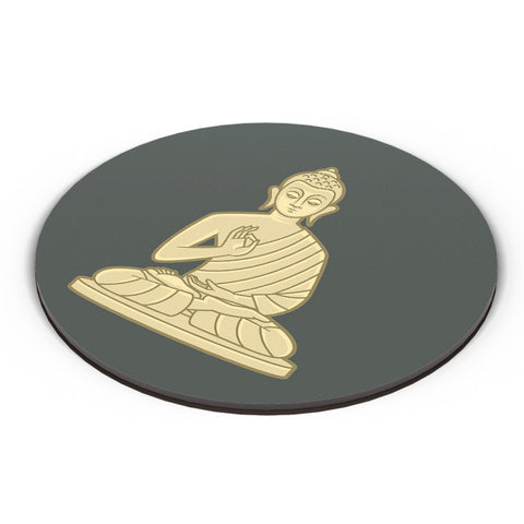 PosterGuy | Lord Buddha Meditating Fridge Magnet Online India by Mayank Dhawan