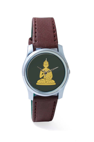 Women Wrist Watch India | Lord Buddha Meditating Wrist Watch Online India