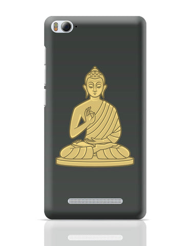 Xiaomi Mi 4i Covers | Lord Buddha Meditating Xiaomi Mi 4i Cover Online India