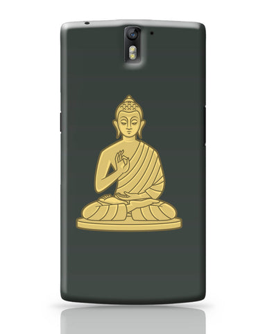 OnePlus One Covers | Lord Buddha Meditating OnePlus One Covers Online India