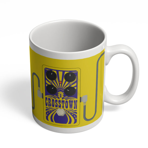 Coffee Mugs Online | Crosstown Guitar Effects Pedal | Mojo Hand Fx Mug Online India