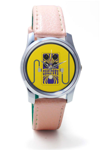 Women Wrist Watch India | Crosstown Guitar Effects Pedal | Mojo Hand Fx Wrist Watch Online India