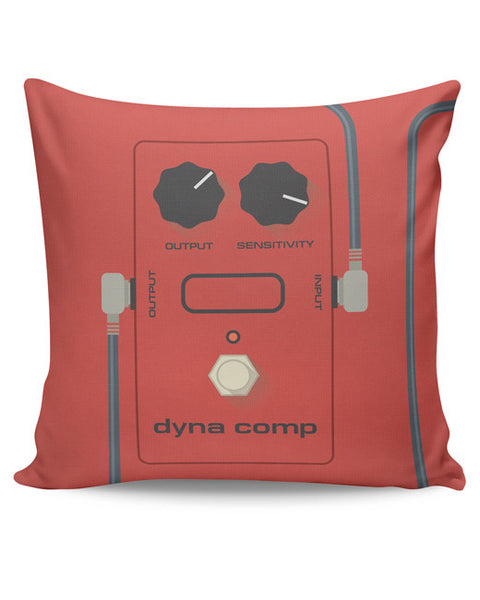 PosterGuy | Dyna Comp Compressor Guitar Effects Pedal Cushion Cover Online India
