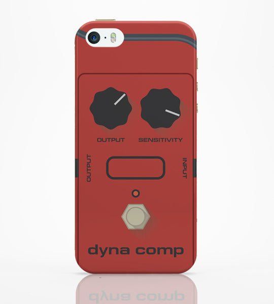iPhone 5 / 5S Cases & Covers | Dyna Comp Compressor Guitar Effects Pedal iPhone 5 / 5S Case Online India