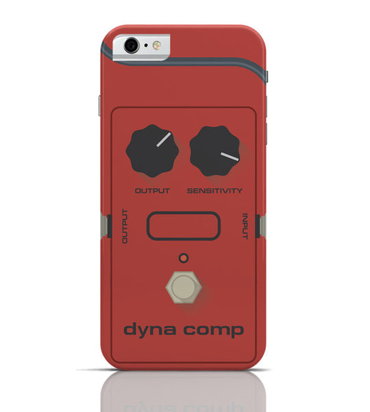 iPhone 6 Covers & Cases | Dyna Comp Compressor Guitar Effects Pedal iPhone 6 Case Online India