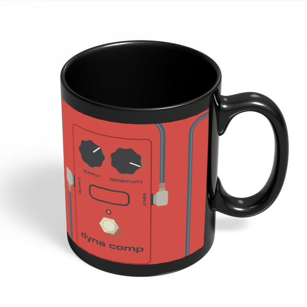 Coffee Mugs Online | Dyna Comp Compressor Guitar Effects Pedal Black Coffee Mug Online India