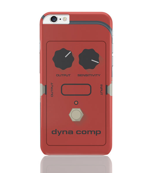 iPhone 6 Plus/iPhone 6S Plus Covers | Dyna Comp Compressor Guitar Effects Pedal iPhone 6 Plus / 6S Plus Covers Online India