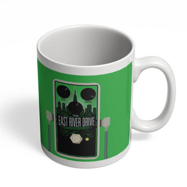 Coffee Mugs Online | East River Drive Guitar Effects Pedal Mug Online India