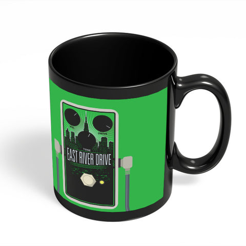 Coffee Mugs Online | East River Drive Guitar Effects Pedal Black Coffee Mug Online India