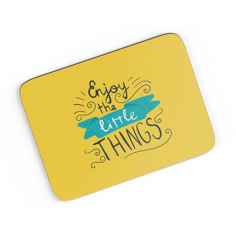 Enjoy Littlethings Motivational Quote A4 Mousepad Online India