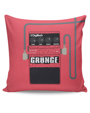 PosterGuy | Grunge Digitech Guitar Effects Pedal Cushion Cover Online India